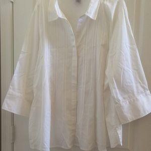 Ladies Maggie Barnes for Catherine's blouse 2x